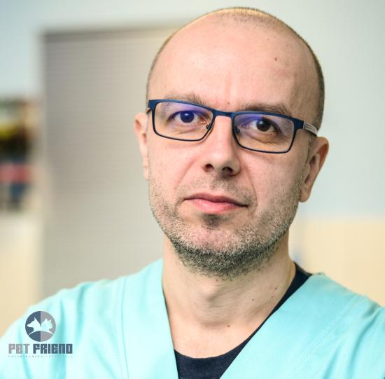 dr Vojkan Radosavljevićm veterinar